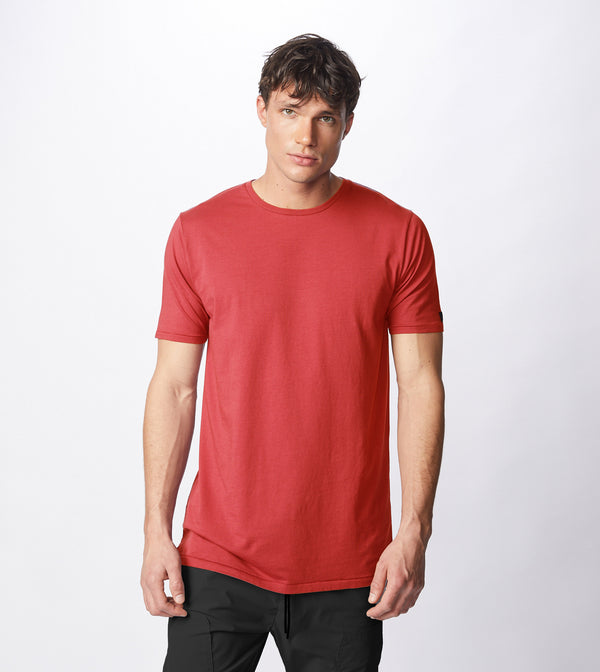 Flintlock Tee Dark Cherry