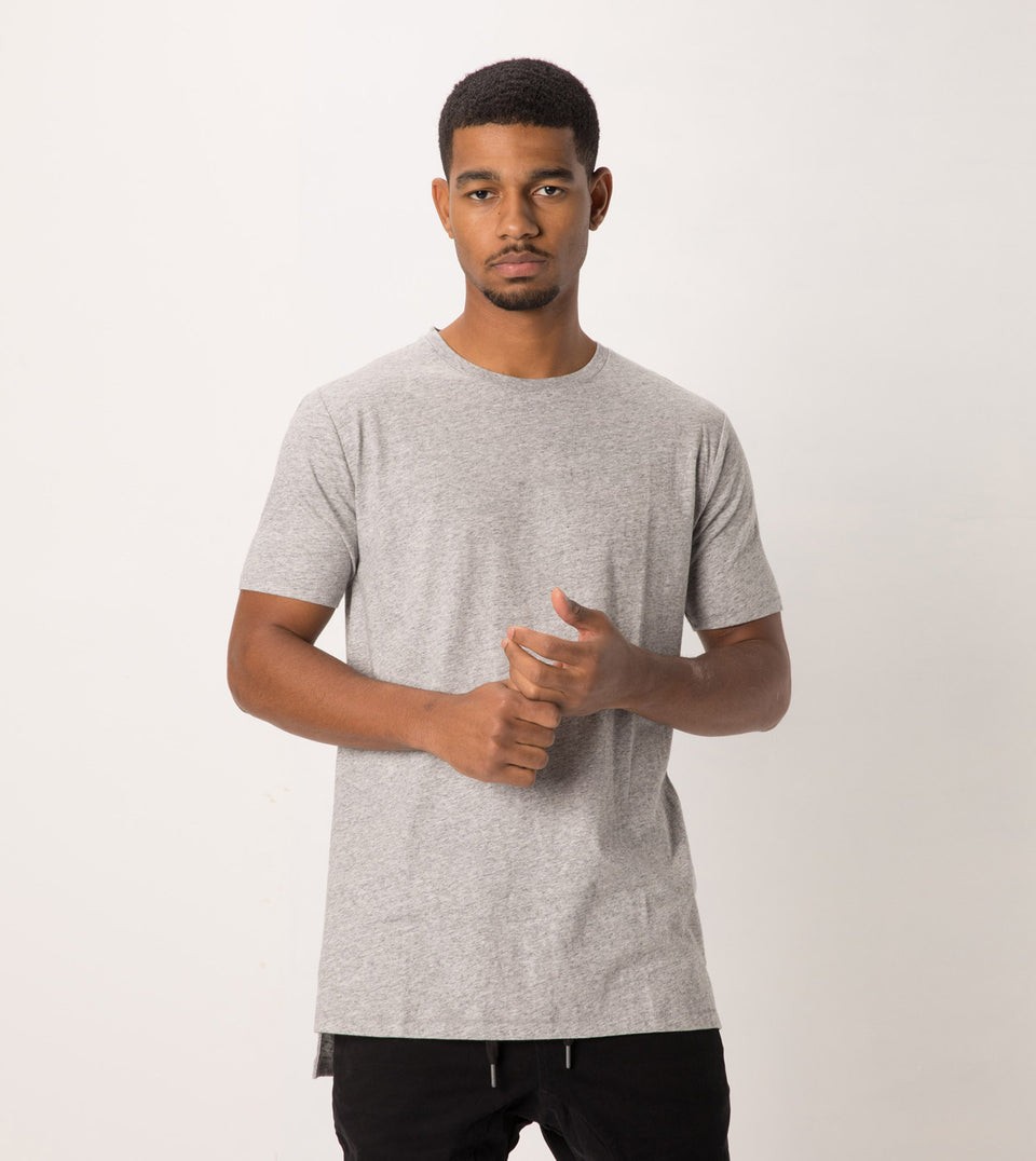 Flintlock Tee Grey Marle - Sale