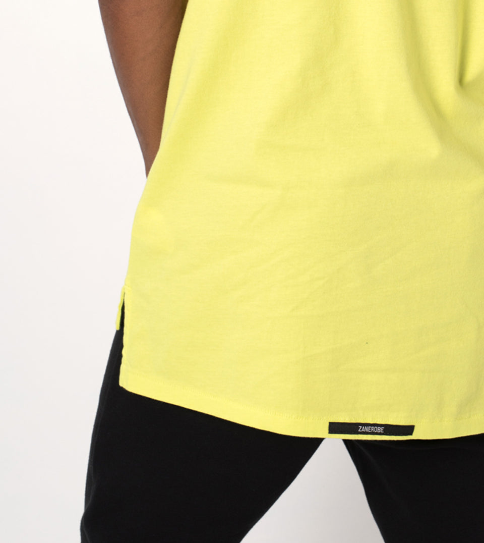 Flintlock Tee Lemon-Lime