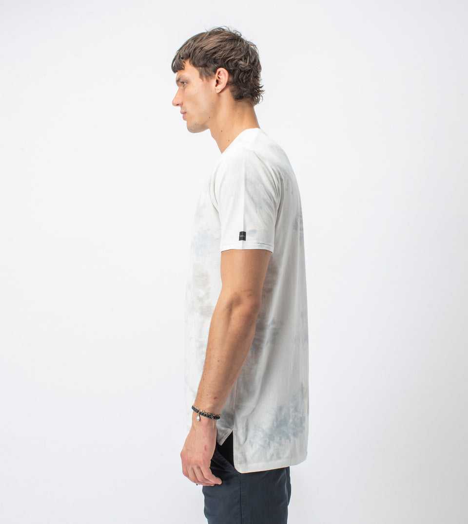 Flintlock Tee Milk/Cement