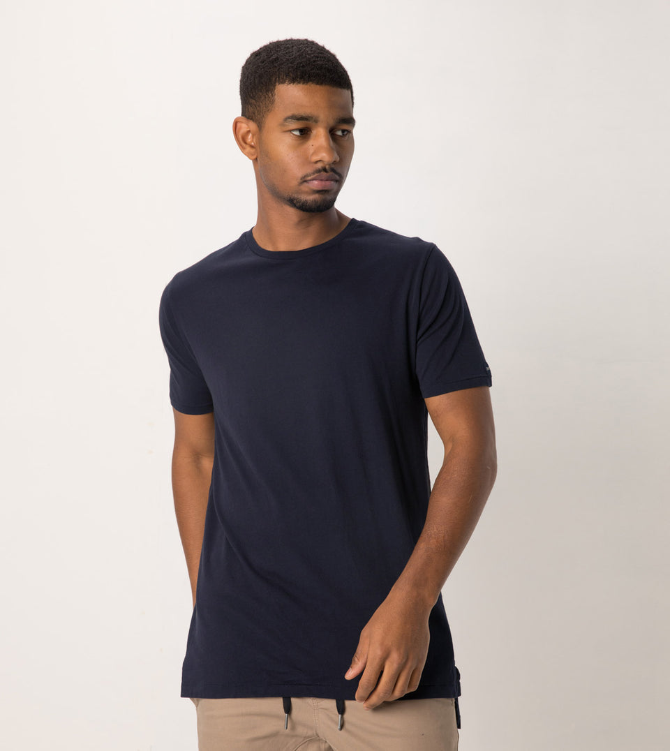Flintlock Tee Navy