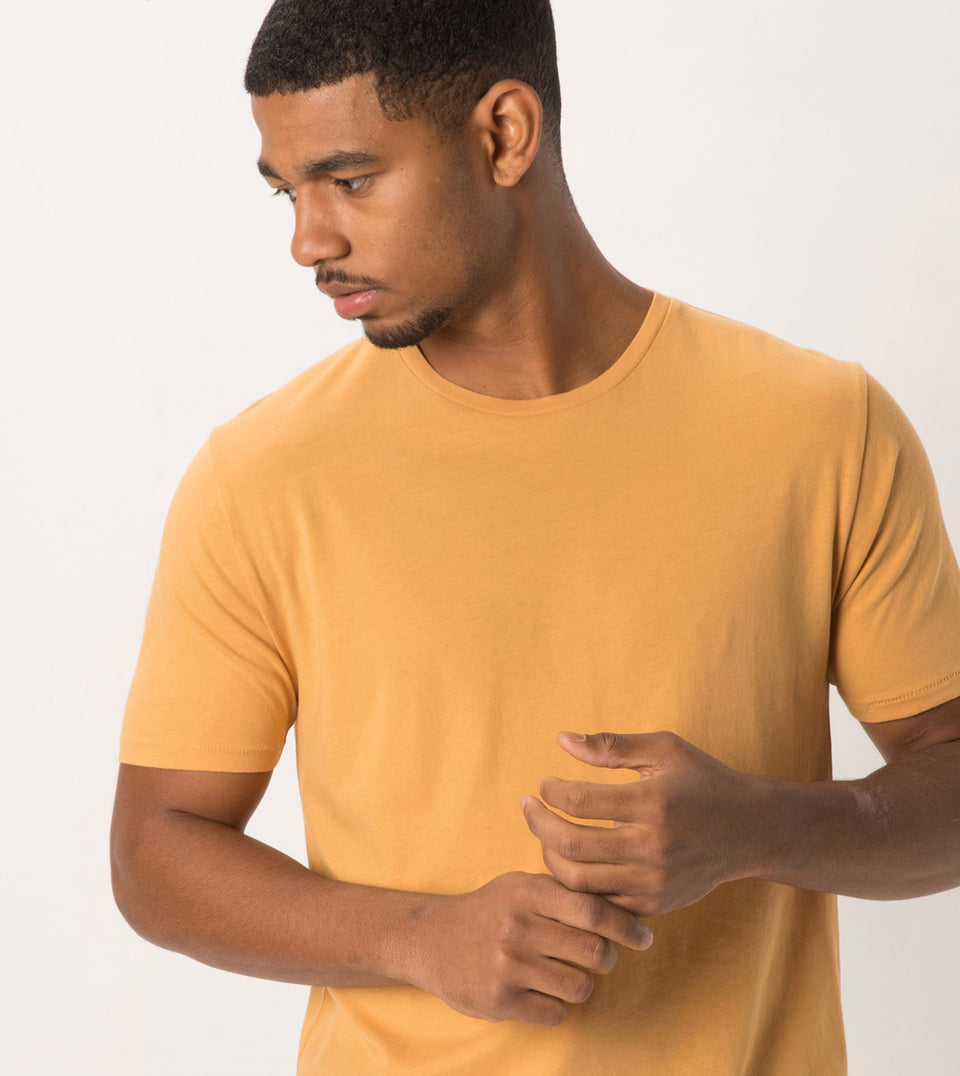 Flintlock Tee Saffron - Sale