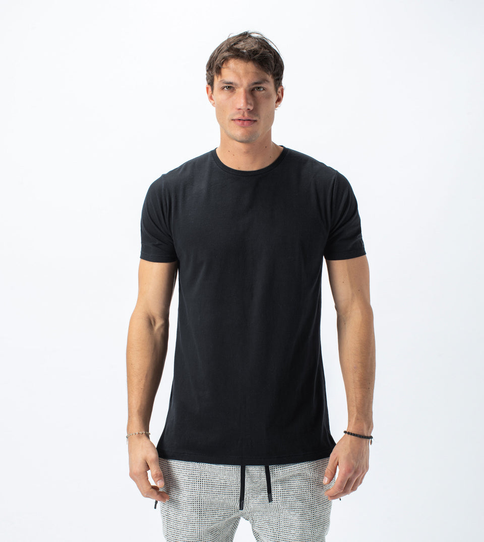 Flintlock Tee Smokey Black