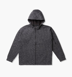Foam Hood Sweat Space Black - Sale