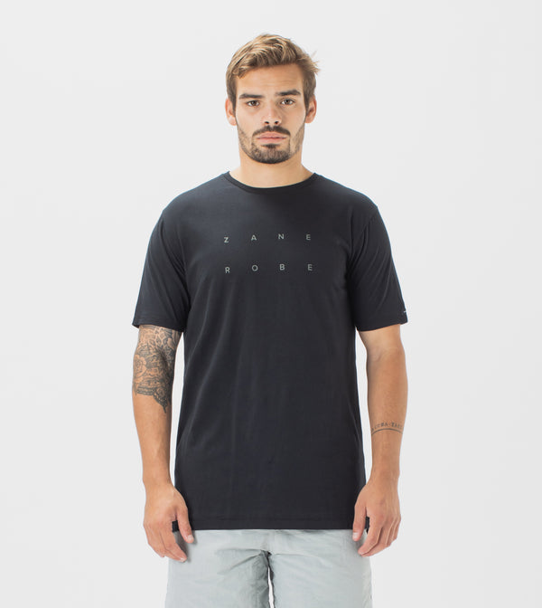 Formation Flintlock Tee Black