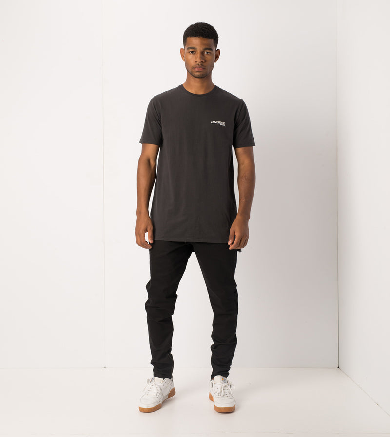 Geo Flintlock Tee Vintage Black - Sale
