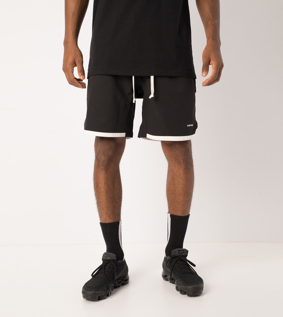 Goalline Short Black