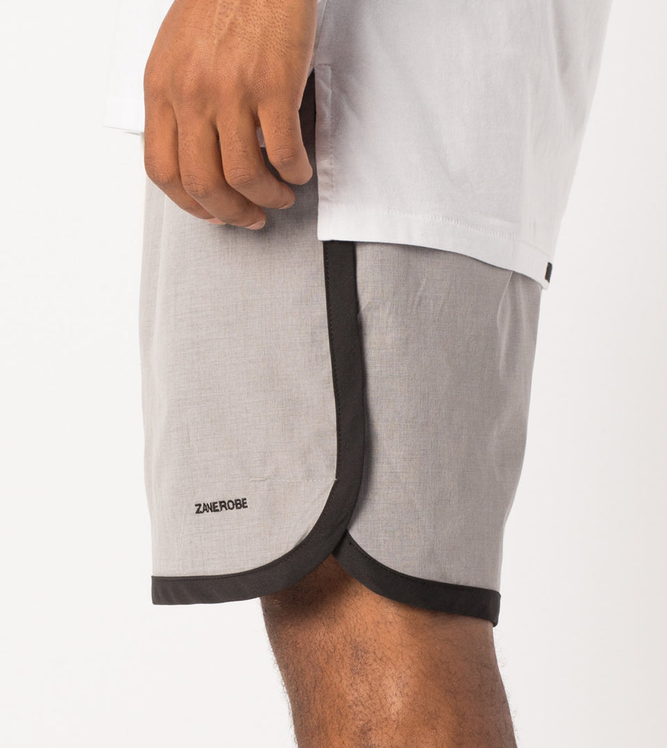 Goalline Short Grey