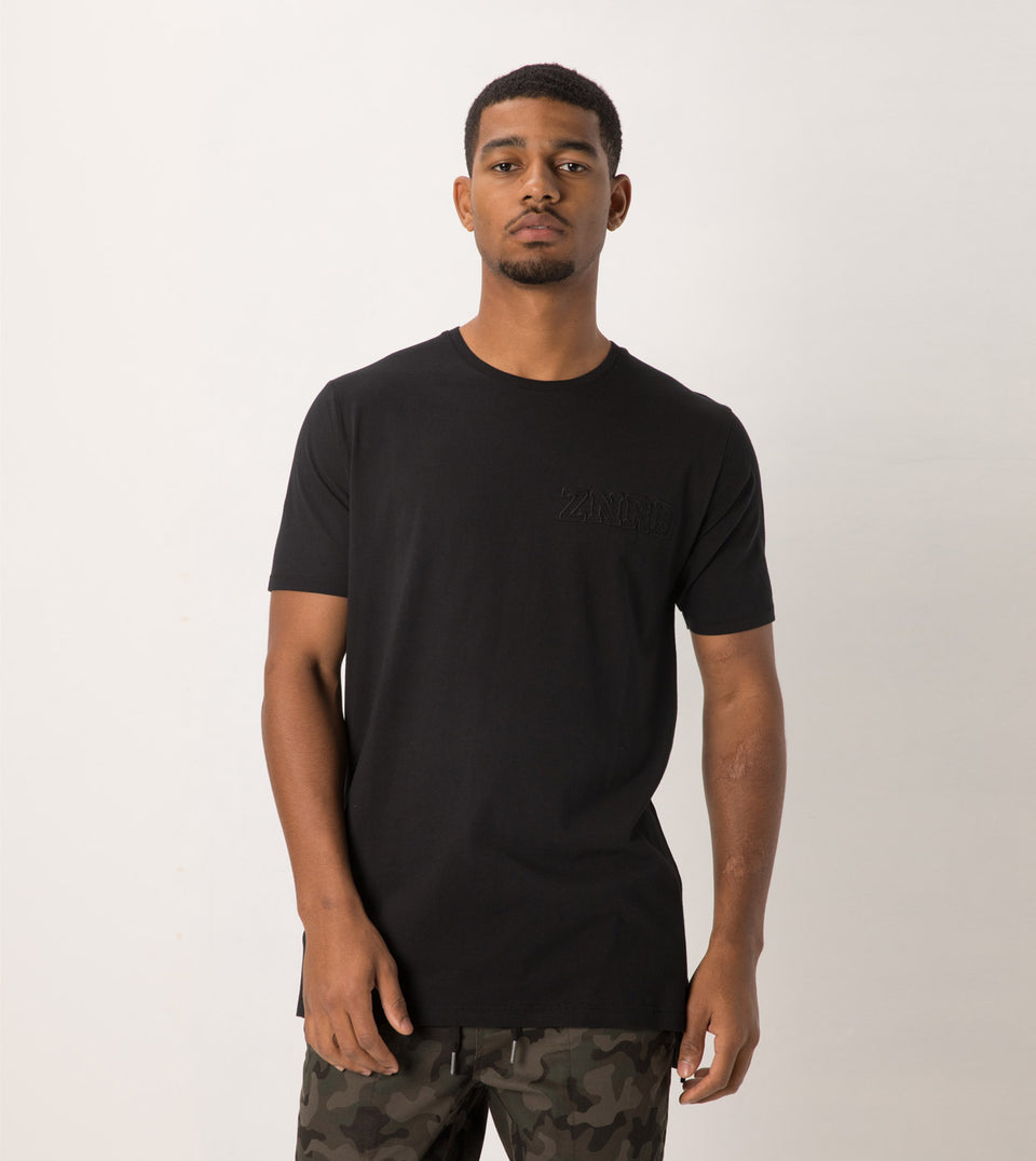 Graduate Flintlock Tee Black