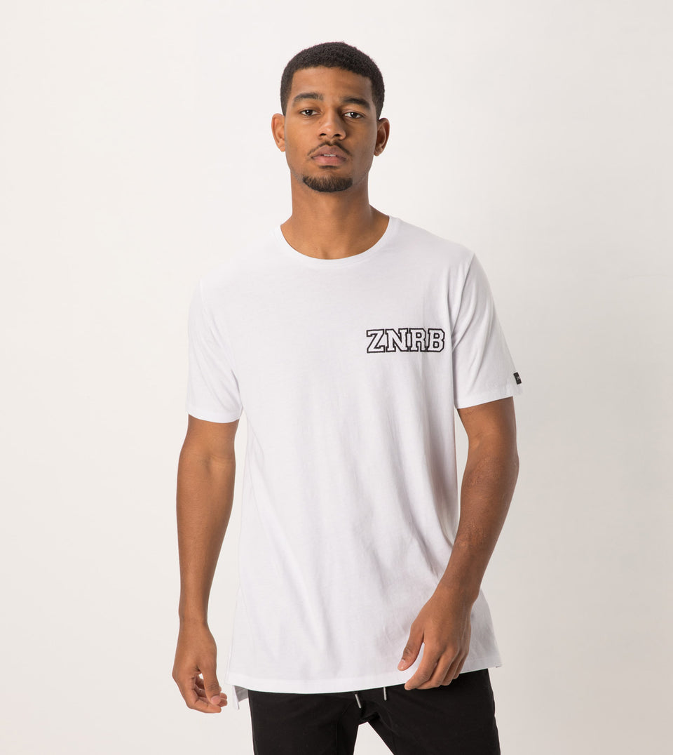 Graduate Flintlock Tee White - Sale