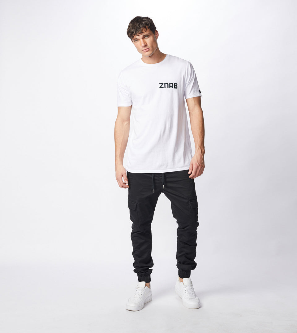 ID Flintlock Tee White