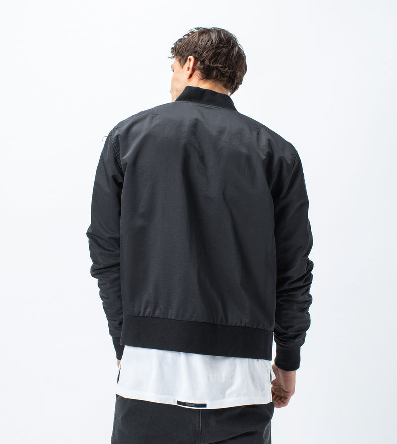 J9 Reversible Bomber Black - Sale