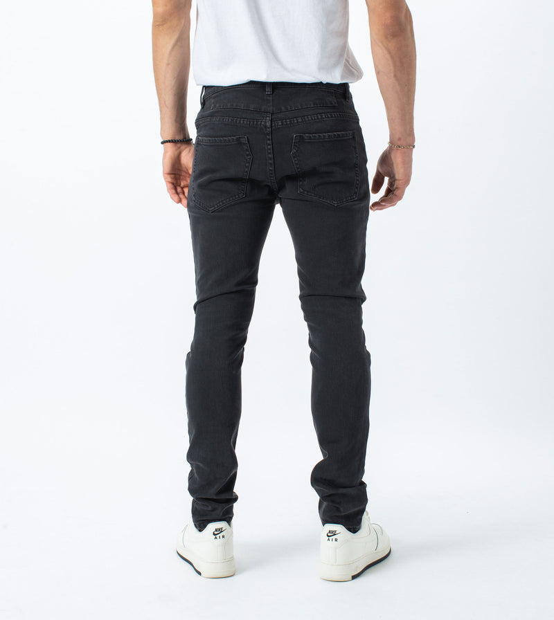 Joe Blow Denim Busted Black