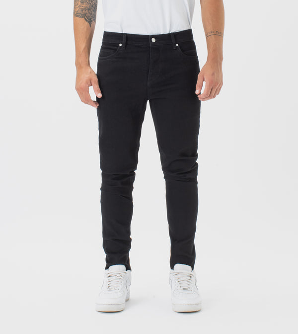 Joe Blow Denim Double Black