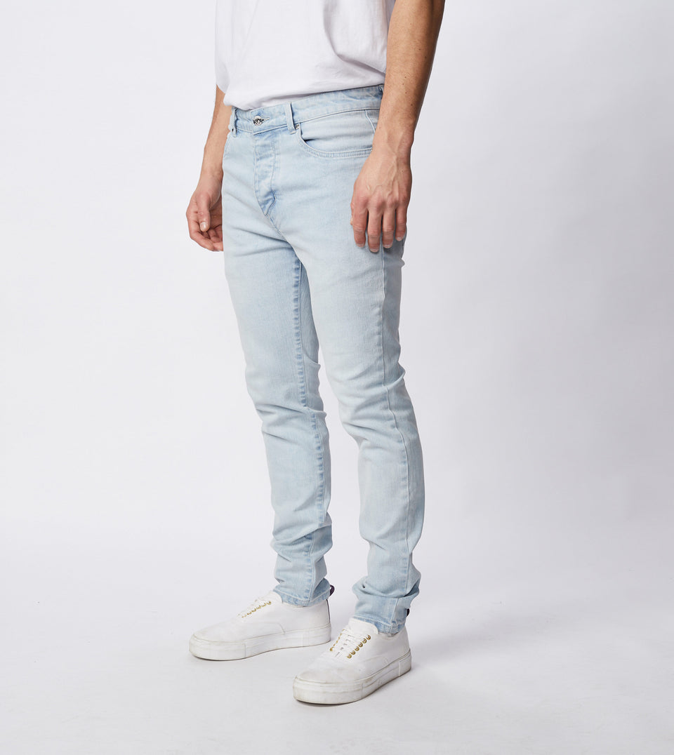 Joe Blow Denim Mint Blue