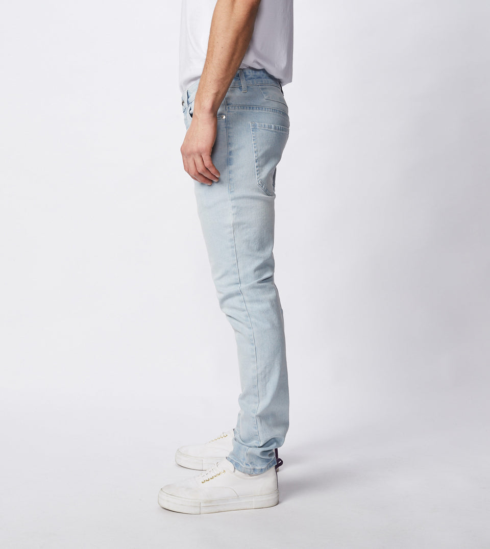 Joe Blow Denim Mint Blue - Sale
