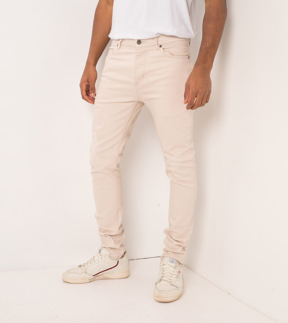 Joe Blow Denim Natural