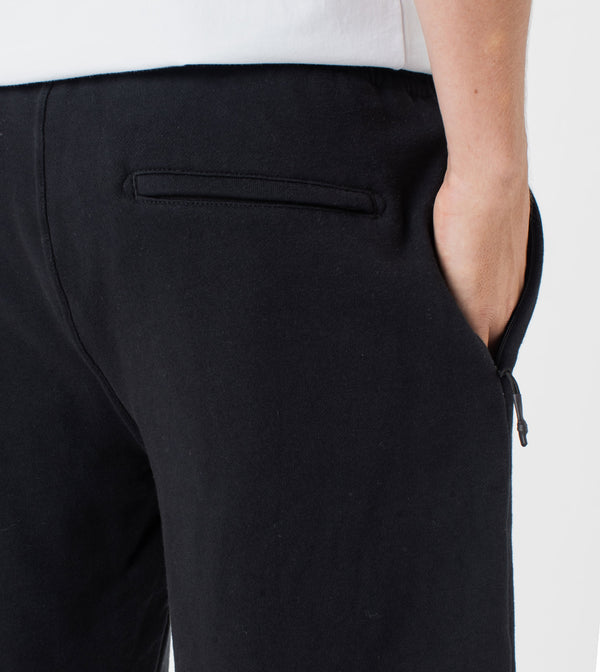 Jumpa Fleece Short Black