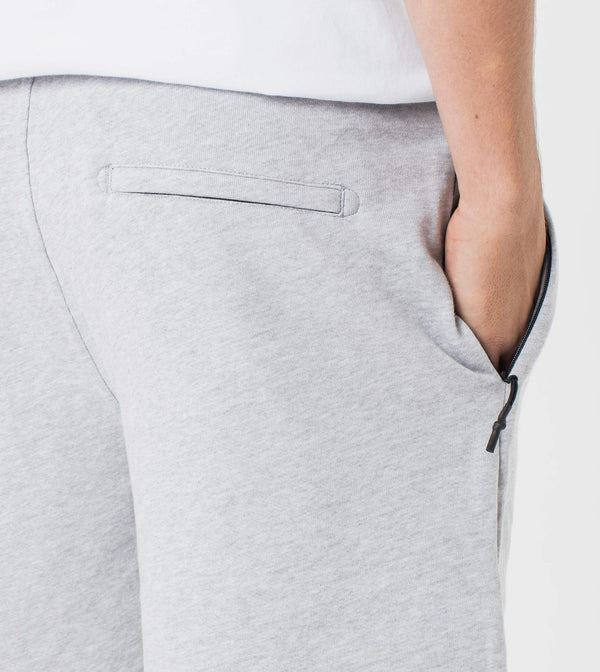 Jumpa Fleece Short Silver Marle