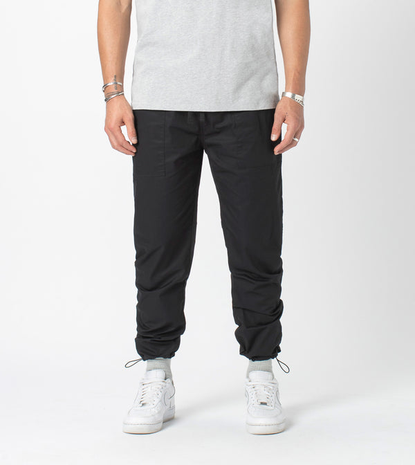Jumpa Lite Pant Washed Black