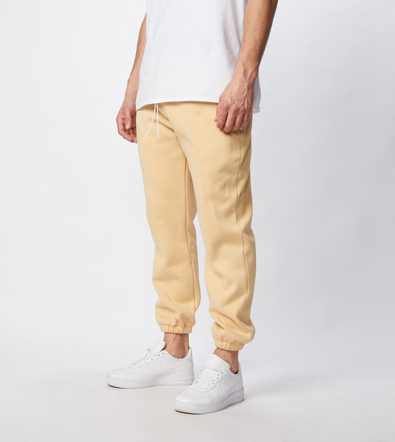Jumpa Sweat Fleece Jogger Mango