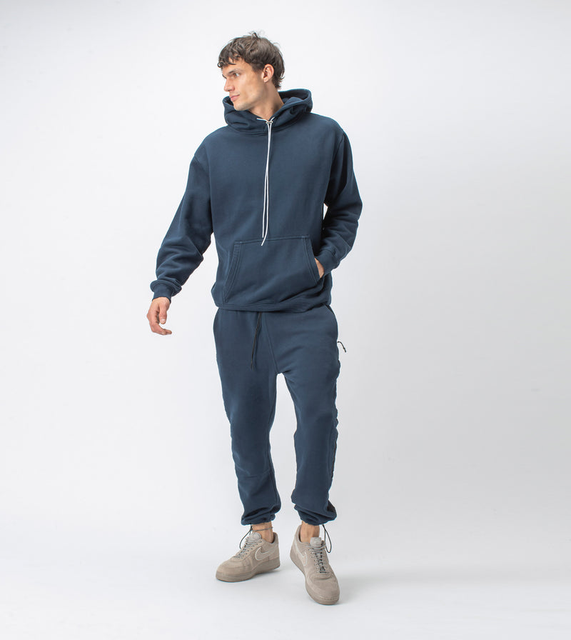 Jumpa Tape Sweat Fleece Jogger Ink