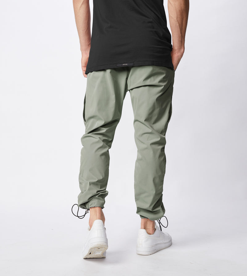 Jumpa Tech Pant Dark Moss