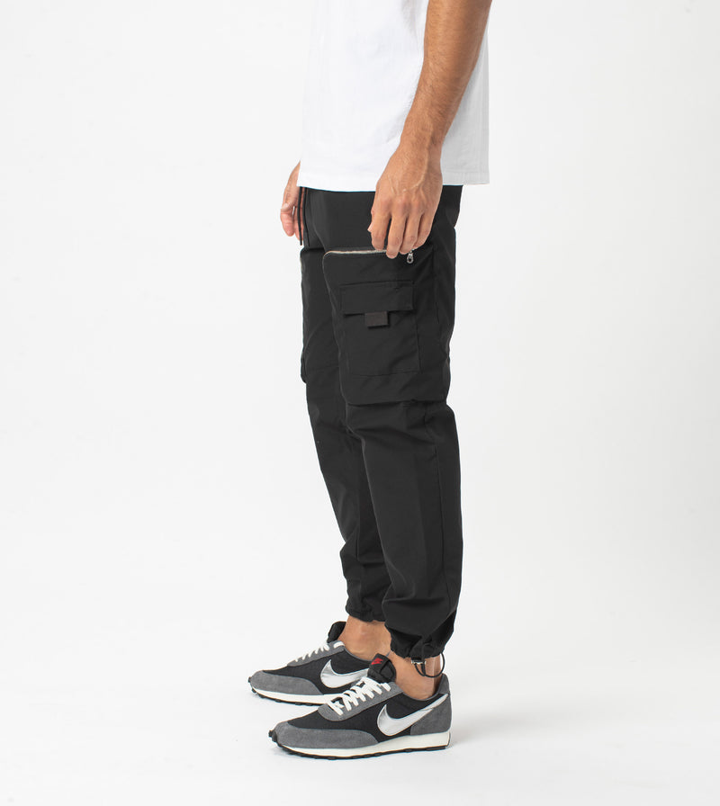 Jumpa+ Tech Pant Black