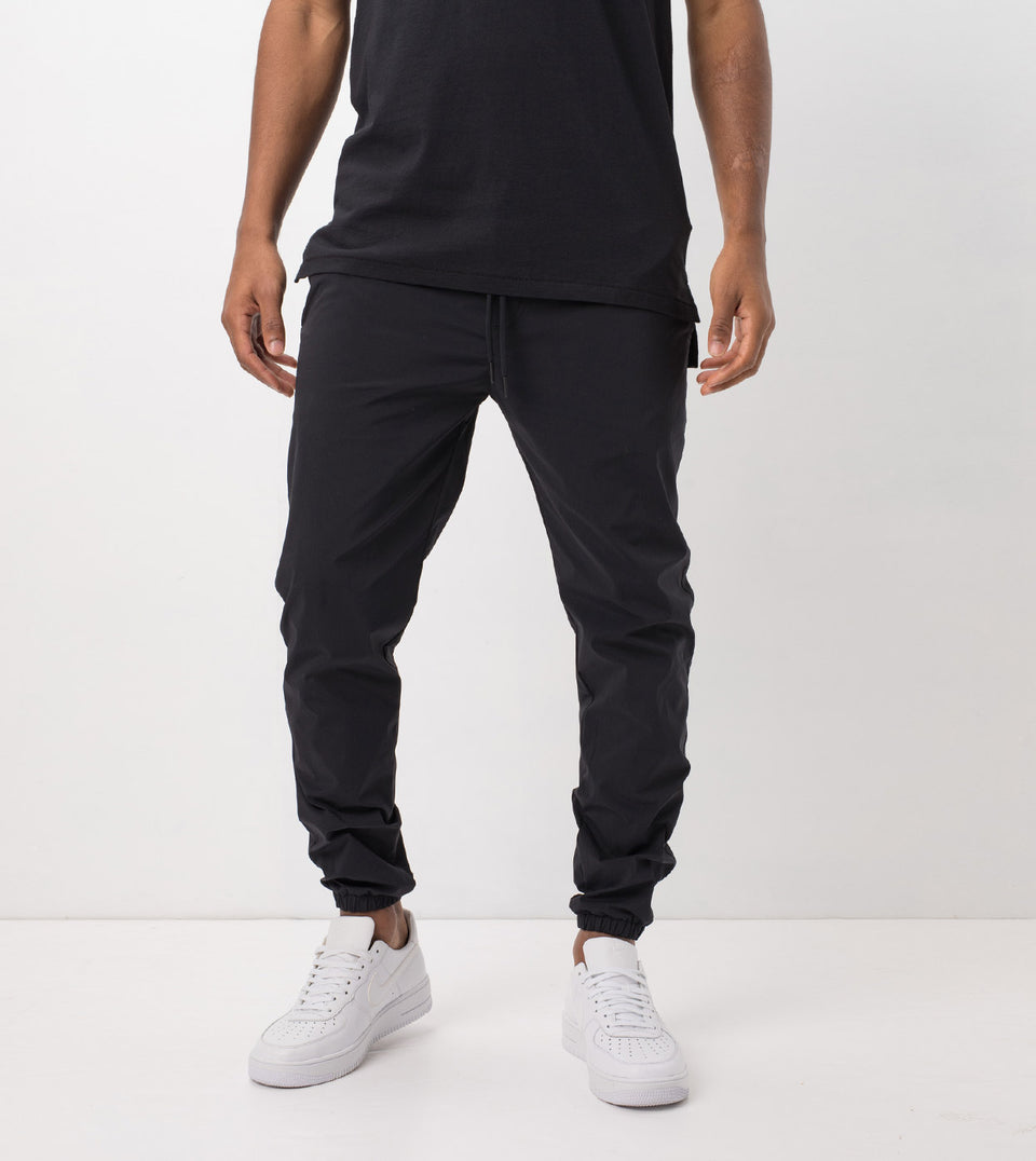 Jumpshot Jogger Black