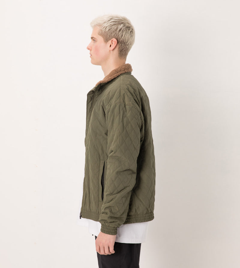 Jumpshot Quilt Jacket Military