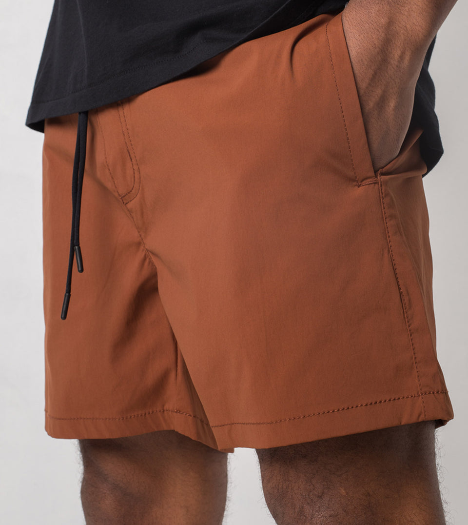 Jumpshot Short Dark Bronze