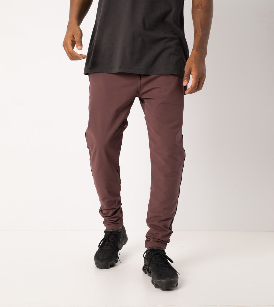 Jumpshot Track Pant Port - Sale