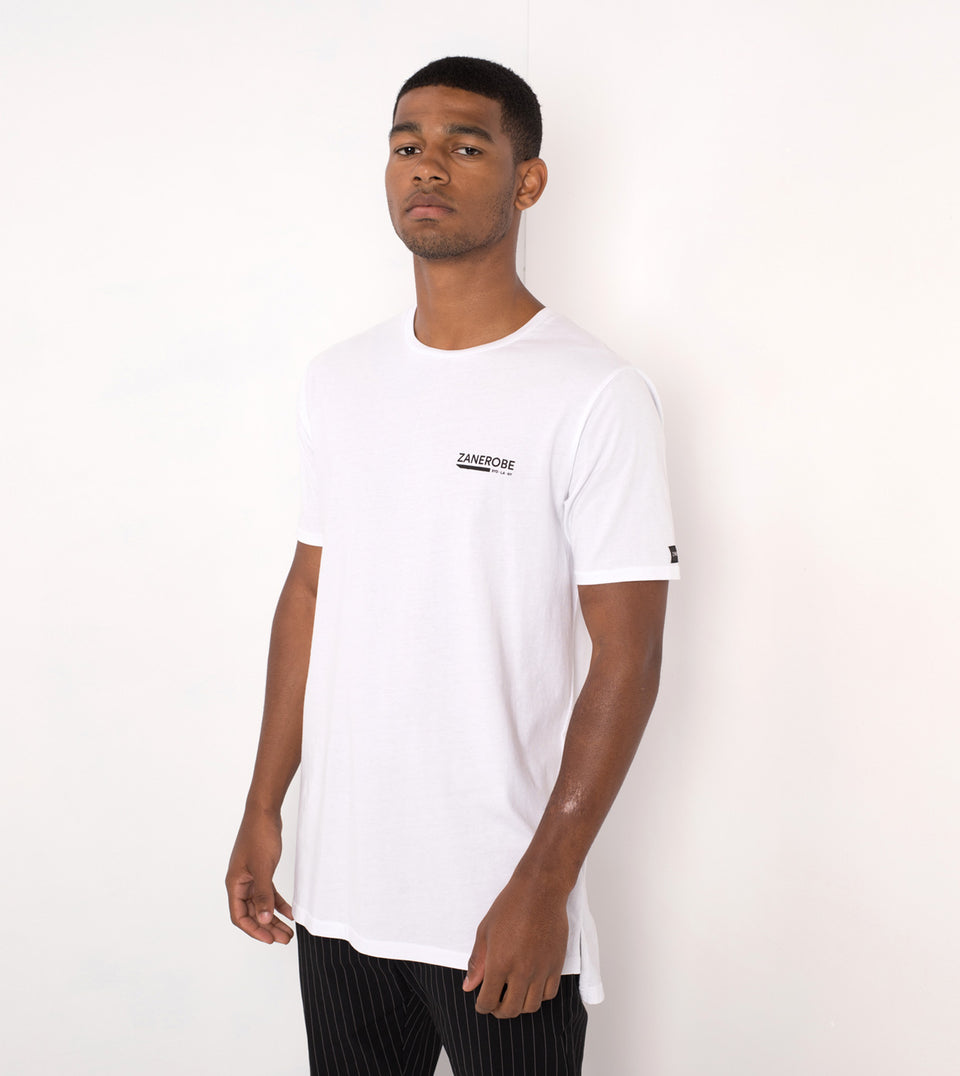 LLC Flintlock Tee White