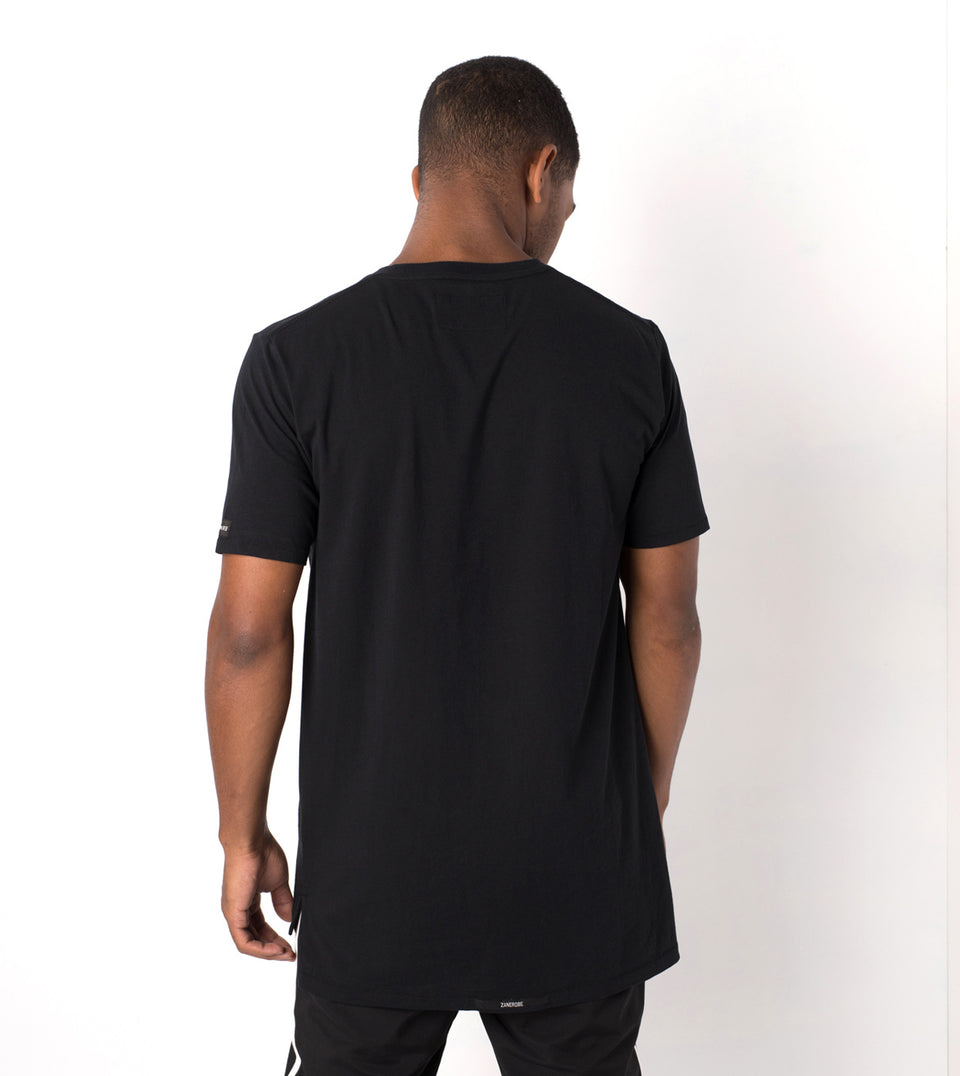 Lineup Flintlock Tee Black