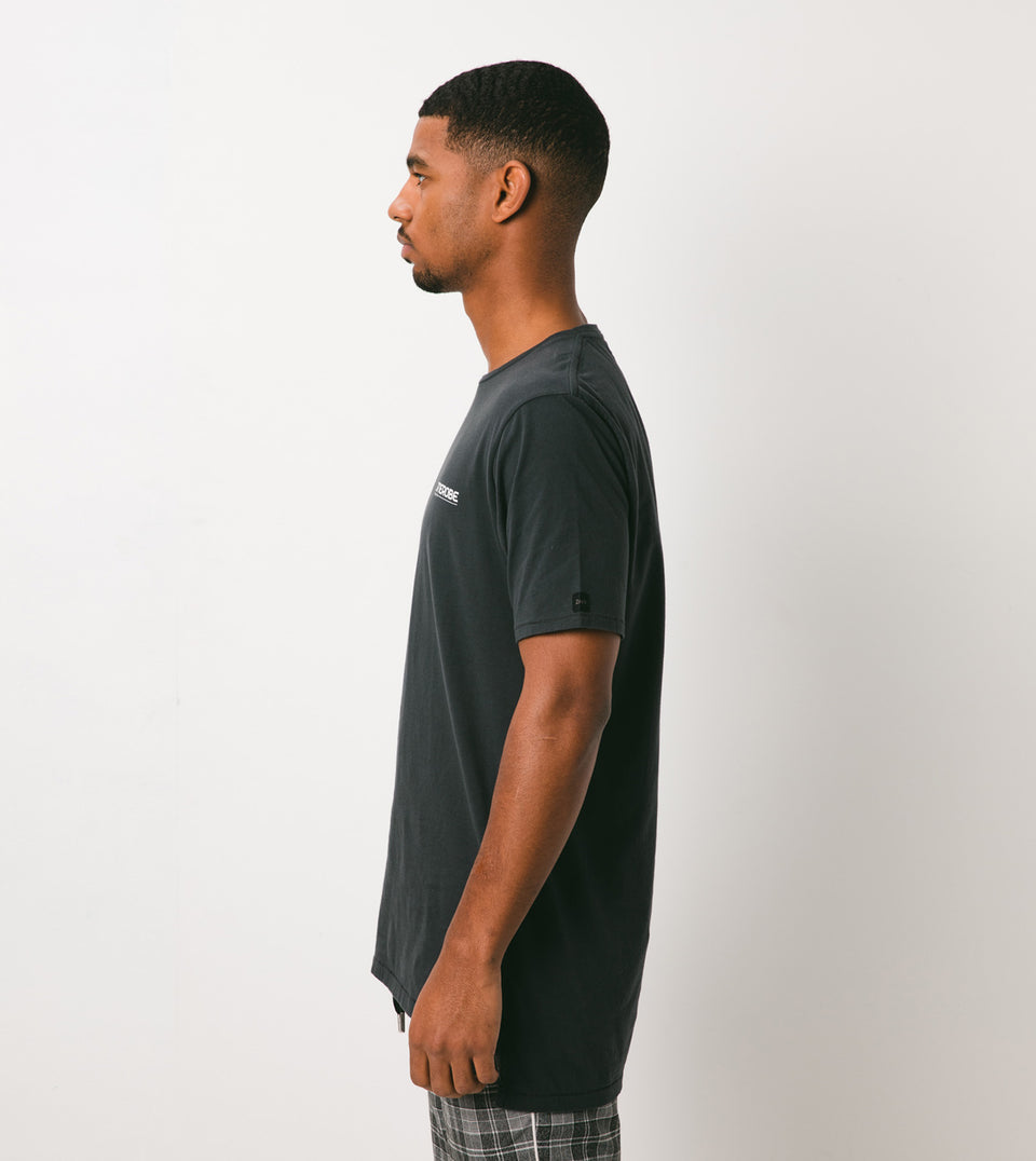 Location Flintlock Tee Vintage Black - Sale