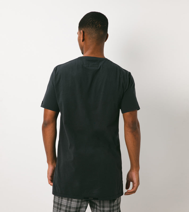 Location Flintlock Tee Vintage Black