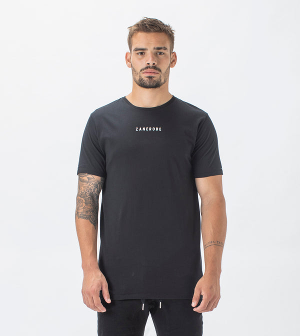 Logotype Flintlock Tee Black