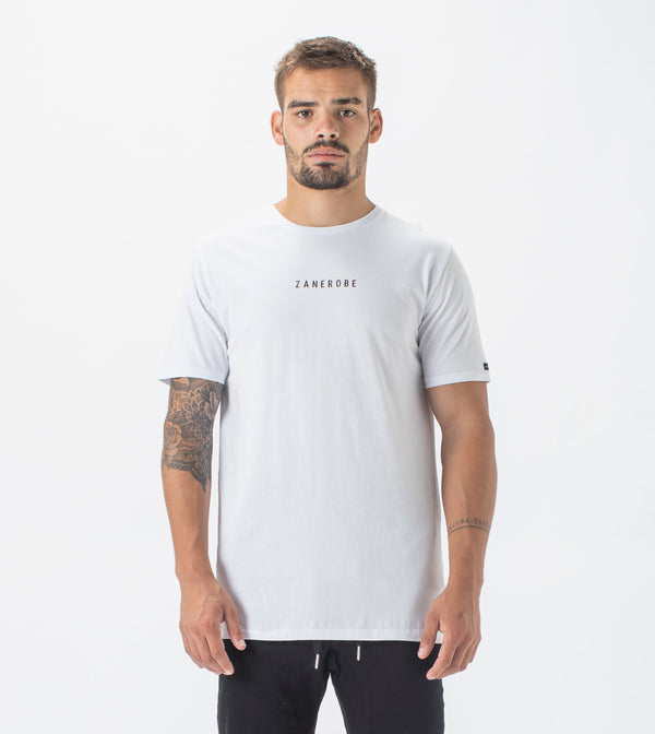 Logotype Flintlock Tee White