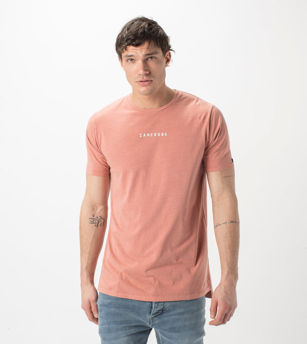 Logotype Flintlock Tee GD Peach