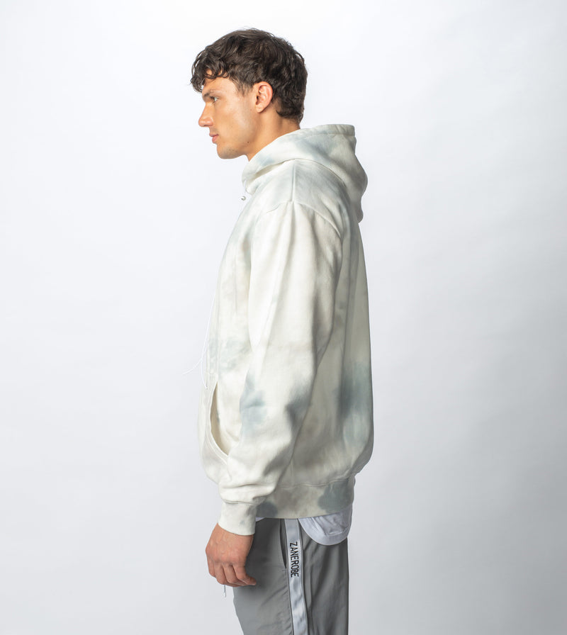 Lowgo Cloud Hood Sweat Milk/Cement - Sale