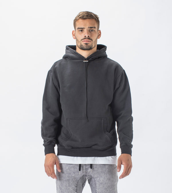 Lowgo Hood Sweat GD Black