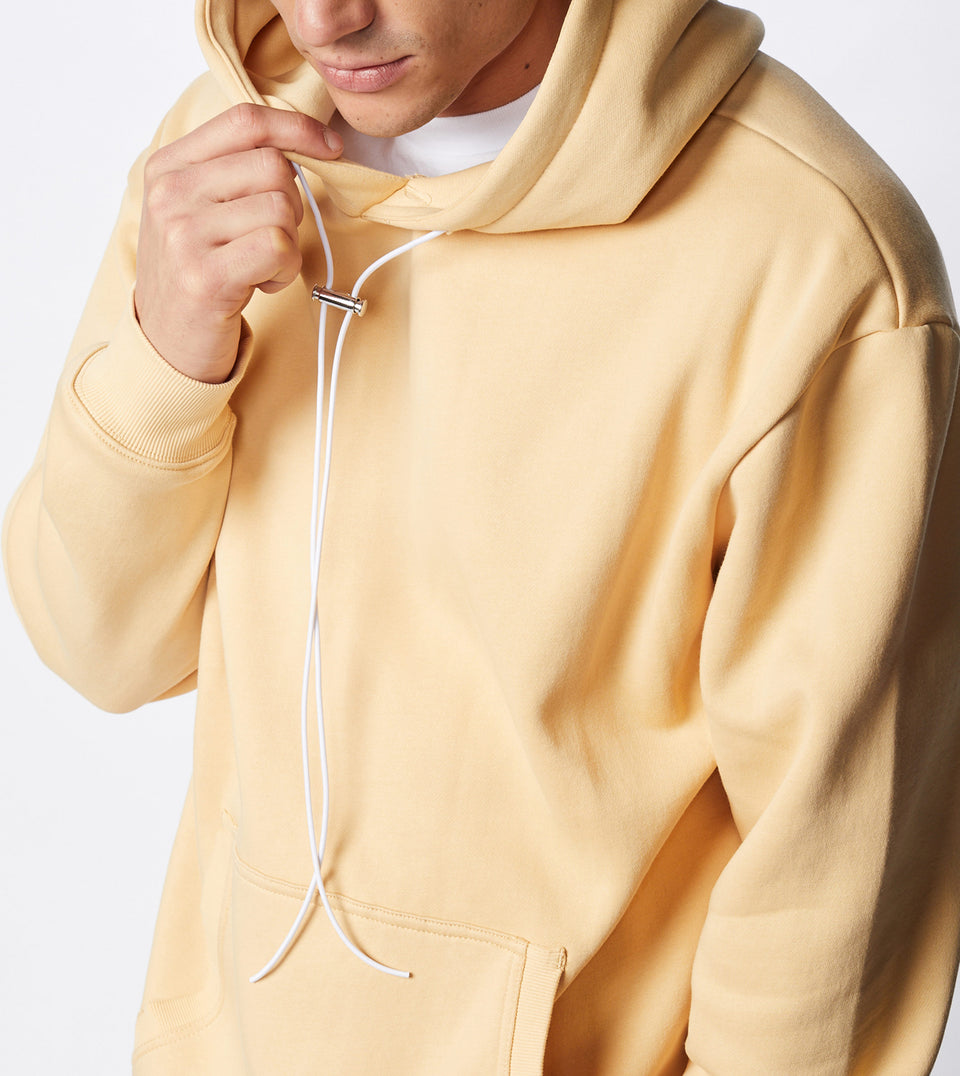 Lowgo Hood Sweat Mango