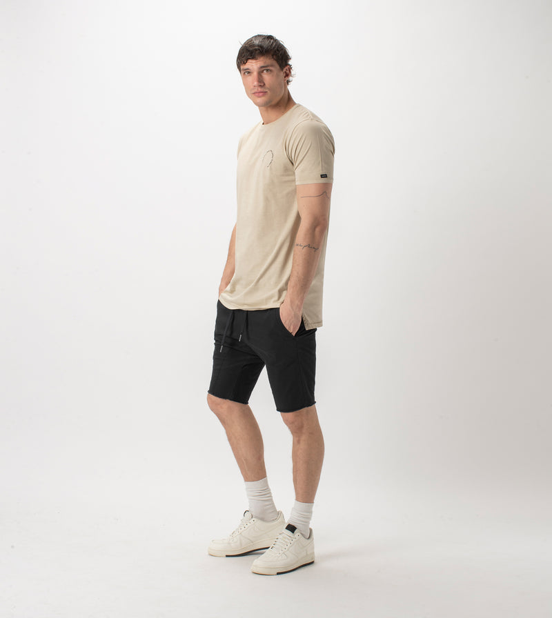 Moon Flintlock Tee GD Oat