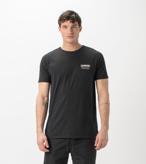 P&E Flintlock Tee Black