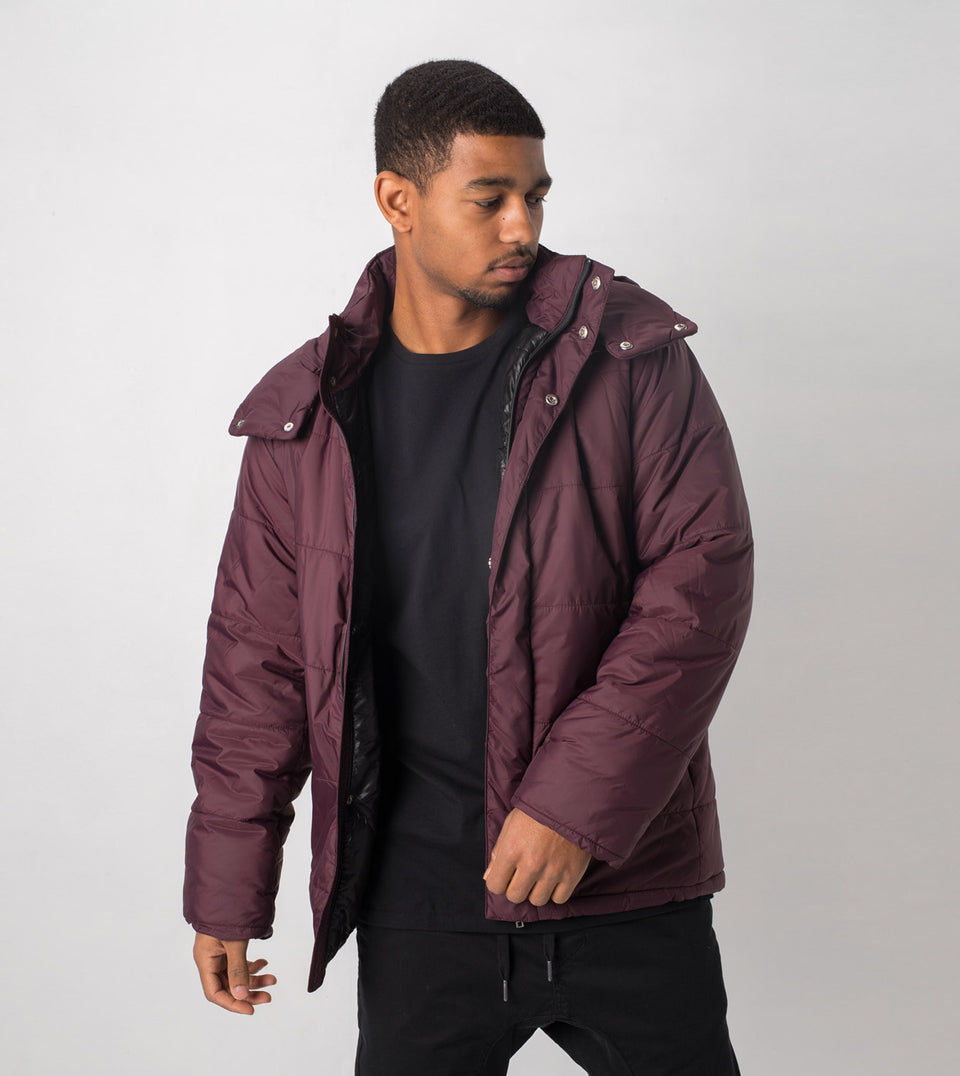 Paddo Puffer Jacket Port