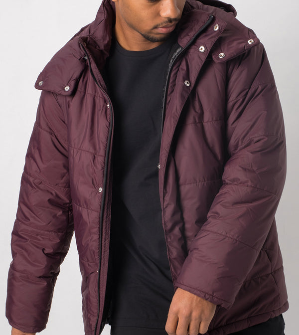 Paddo Puffer Jacket Port - Sale