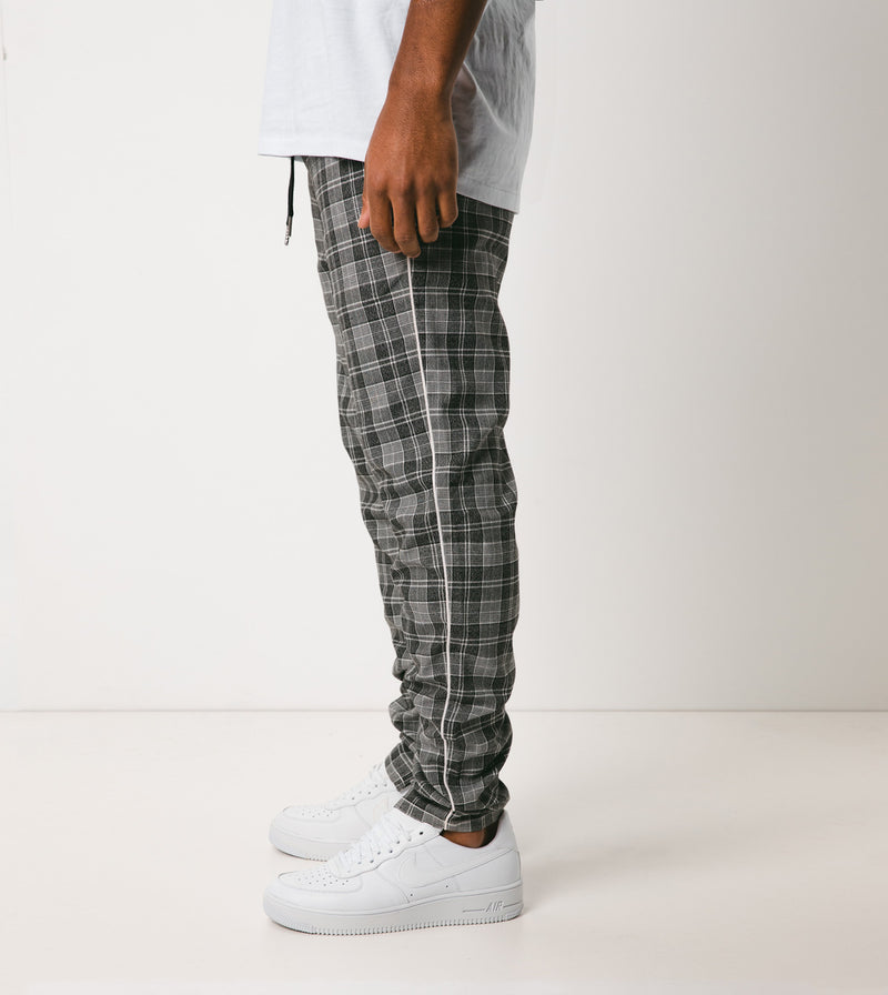 Plaid Unblockshot Chino Static Black