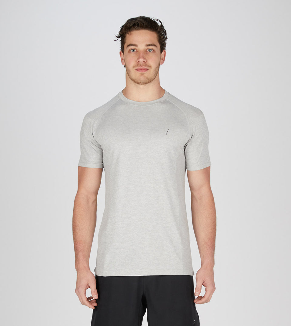 Shadow Tee Grey Wolf