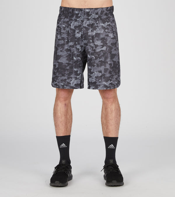"Type 3 Tech Short (19"") Black Camo"