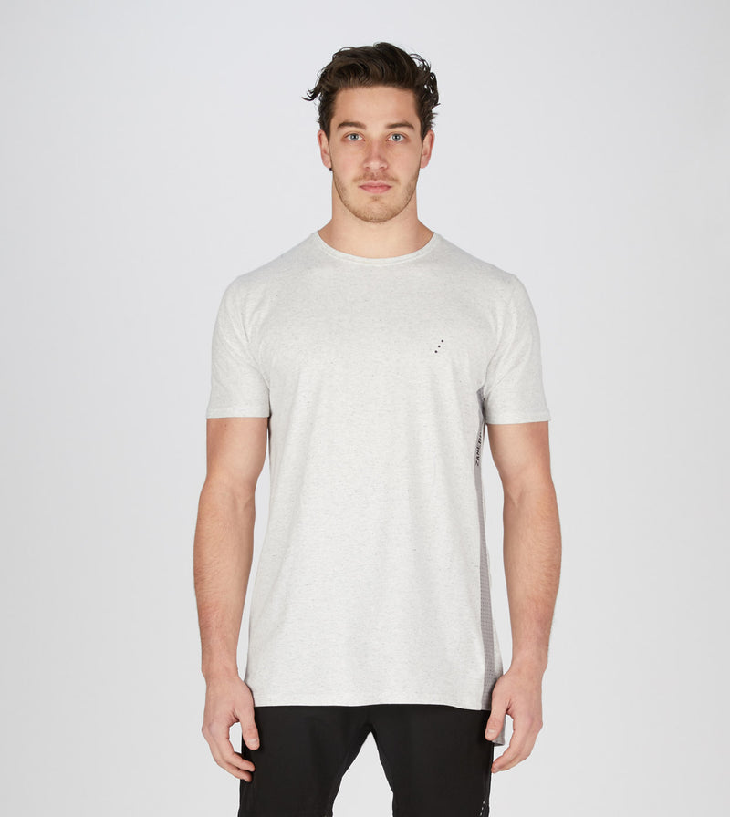 Tech Flintlock Tee White Noise